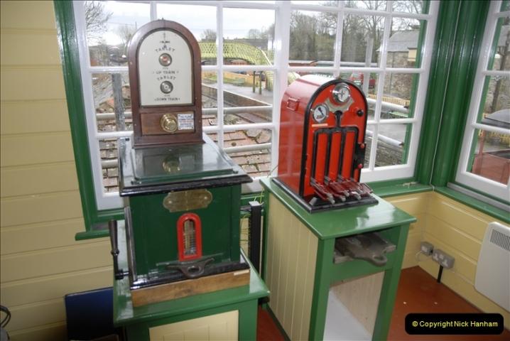 2011-02-15 Corfe Castle & Norden Signaling + May (14)014