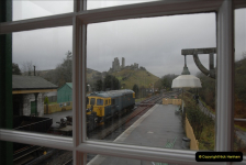 2011-02-15 Corfe Castle & Norden Signaling + May (17)017