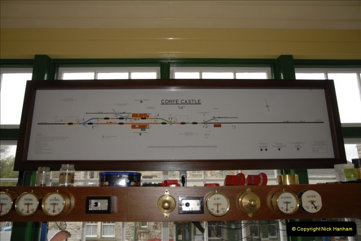 2011-02-15 Corfe Castle & Norden Signaling + May (21)021