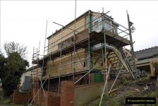 2011-02-15 Corfe Castle & Norden Signaling + May (33)033