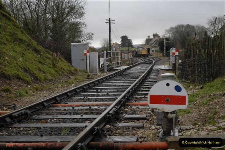 2011-02-15 Corfe Castle & Norden Signaling + May (36)036