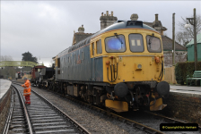2011-02-15 Corfe Castle & Norden Signaling + May (38)038