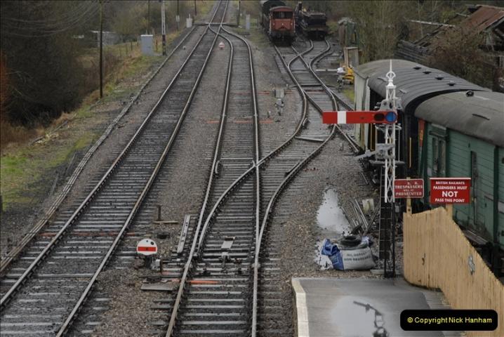 2011-02-15 Corfe Castle & Norden Signaling + May (41)041