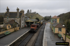 2011-02-15 Corfe Castle & Norden Signaling + May (43)043