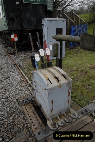 2011-02-15 Corfe Castle & Norden Signaling + May (44)044