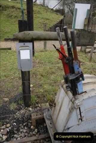 2011-02-15 Corfe Castle & Norden Signaling + May (46)046