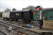 2011-02-15 Corfe Castle & Norden Signaling + May (9)009
