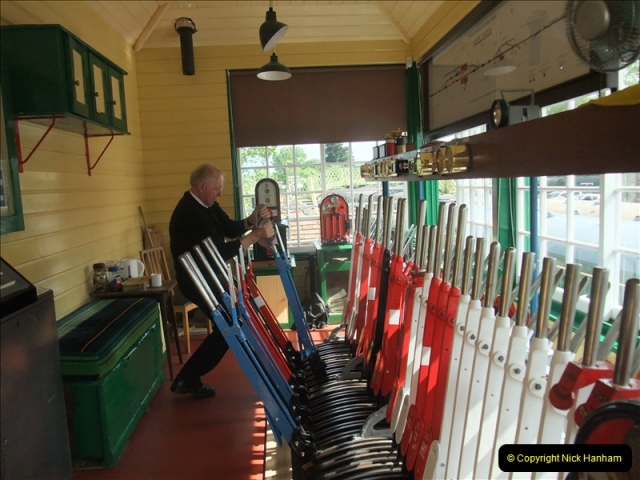 2011-05-14 Driving the DMU + Visitors at the SR (46)474