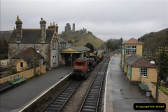 2011-02-15 Corfe Castle & Norden Signaling + May (43)043
