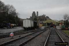 2011-02-15 Corfe Castle & Norden Signaling + May (8)008