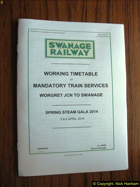2014-04-05 The First SR Spring Steam Gala.  (1)001