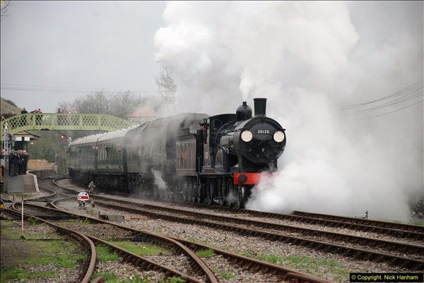 2014-04-05 The First SR Spring Steam Gala.  (269)269