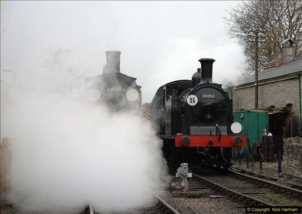 2014-04-05 The First SR Spring Steam Gala.  (355)355