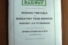 2014-04-05 The First SR Spring Steam Gala.  (1)001