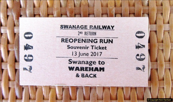 2017-06-13 SR first return service Swanage - Warehan - Swanage.  (12)012