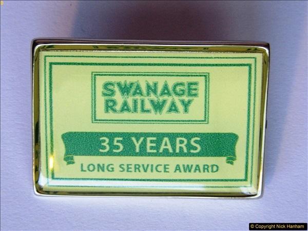 2017-06-13 SR first return service Swanage - Warehan - Swanage.  (14)014