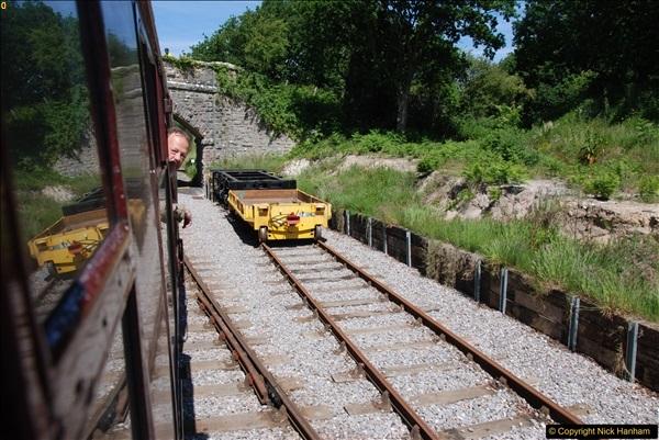 2017-06-13 SR first return service Swanage - Warehan - Swanage.  (176)176
