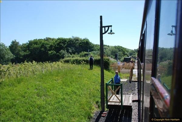 2017-06-13 SR first return service Swanage - Warehan - Swanage.  (180)180