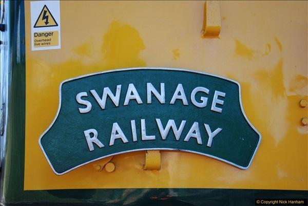 2017-06-13 SR first return service Swanage - Warehan - Swanage.  (228)228