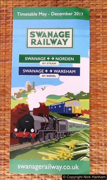 2017-06-13 SR first return service Swanage - Warehan - Swanage.  (7)007