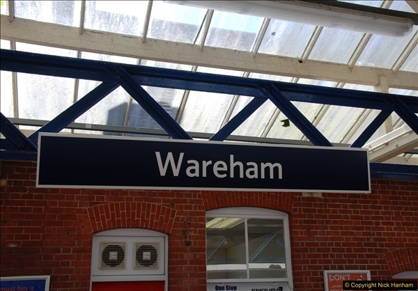 2017-06-13 SR first return service Swanage - Warehan - Swanage.  (139)139