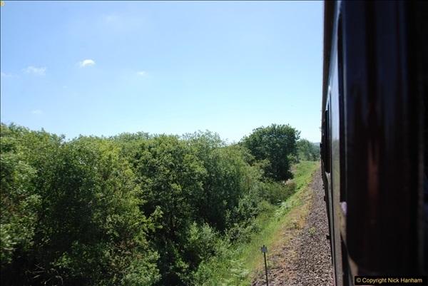 2017-06-13 SR first return service Swanage - Warehan - Swanage.  (164)164