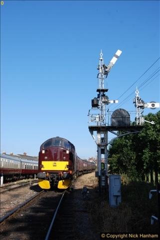 2017-06-13 SR first return service Swanage - Warehan - Swanage.  (19)019