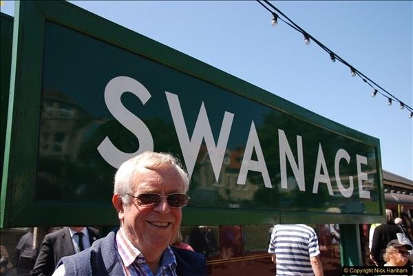 2017-06-13 SR first return service Swanage - Warehan - Swanage.  (223)223