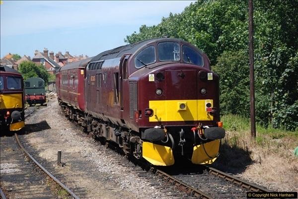 2017-06-13 SR first return service Swanage - Warehan - Swanage.  (250)250