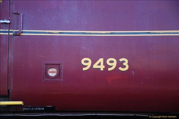 2017-06-13 SR first return service Swanage - Warehan - Swanage.  (28)028