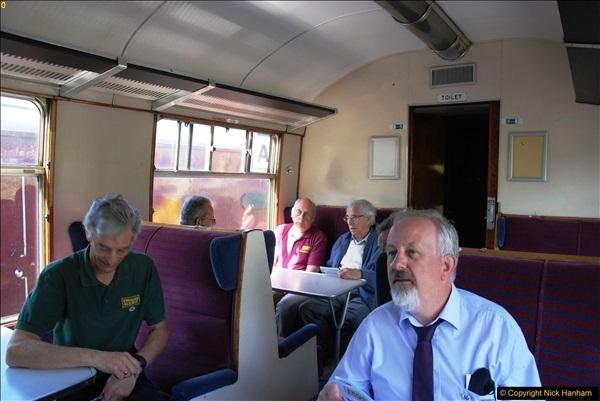 2017-06-13 SR first return service Swanage - Warehan - Swanage.  (91)091