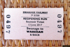 2017-06-13 SR first return service Swanage - Warehan - Swanage.  (12)012