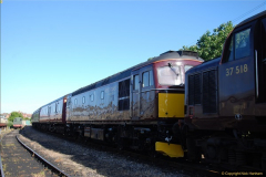 2017-06-13 SR first return service Swanage - Warehan - Swanage.  (22)022