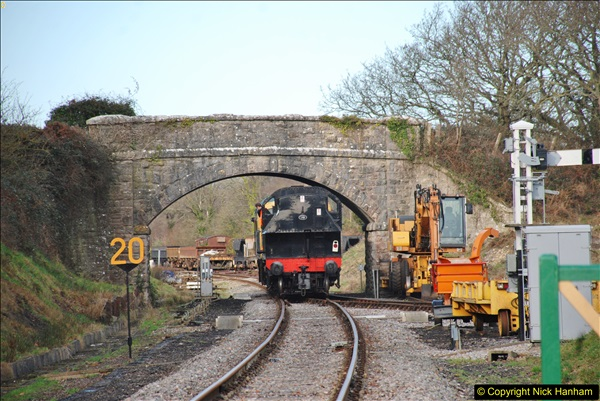2018-02-01 SR Close down period - out and about the railway.  (105)105