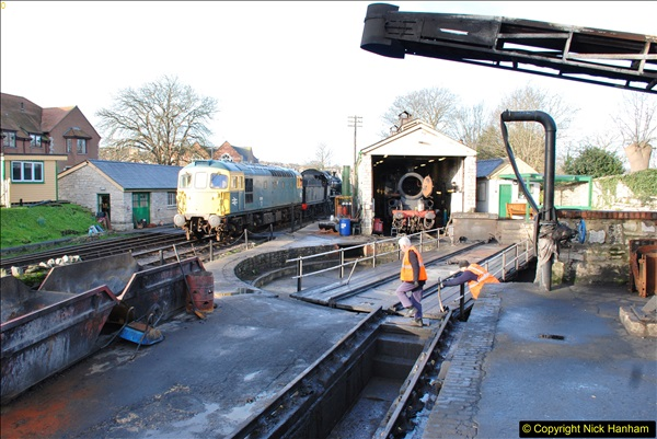 2018-02-01 SR Close down period - out and about the railway.  (11)011