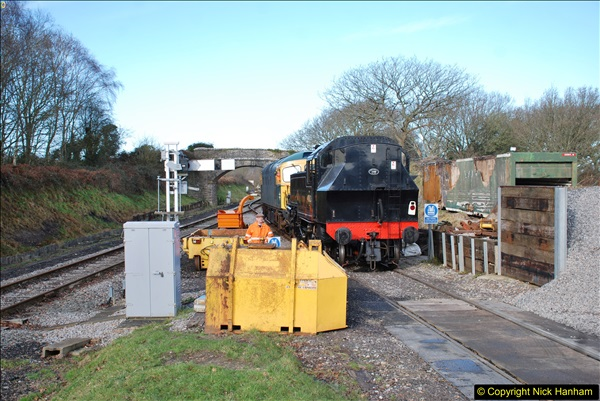 2018-02-01 SR Close down period - out and about the railway.  (110)110