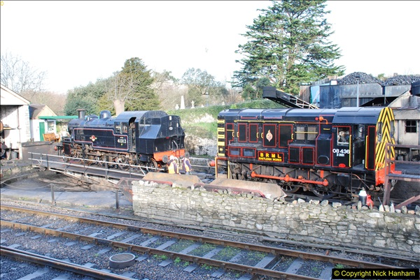 2018-02-01 SR Close down period - out and about the railway.  (48)048