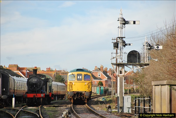 2018-02-01 SR Close down period - out and about the railway.  (63)063