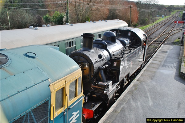 2018-02-01 SR Close down period - out and about the railway.  (93)093