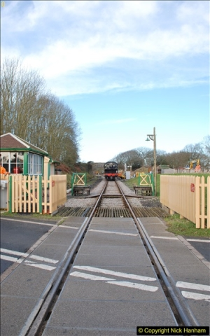 2018-02-01 SR Close down period - out and about the railway.  (102)102