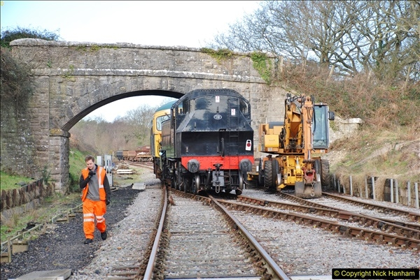 2018-02-01 SR Close down period - out and about the railway.  (108)108