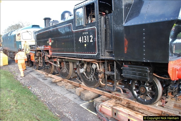 2018-02-01 SR Close down period - out and about the railway.  (119)119