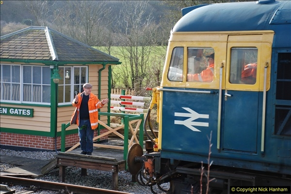 2018-02-01 SR Close down period - out and about the railway.  (130)130