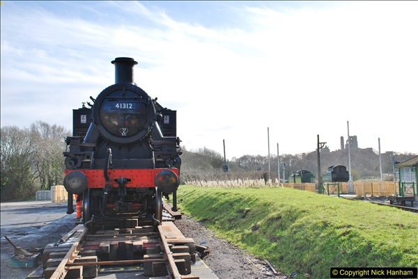 2018-02-01 SR Close down period - out and about the railway.  (140)140