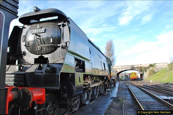 2018-02-01 SR Close down period - out and about the railway.  (33)033