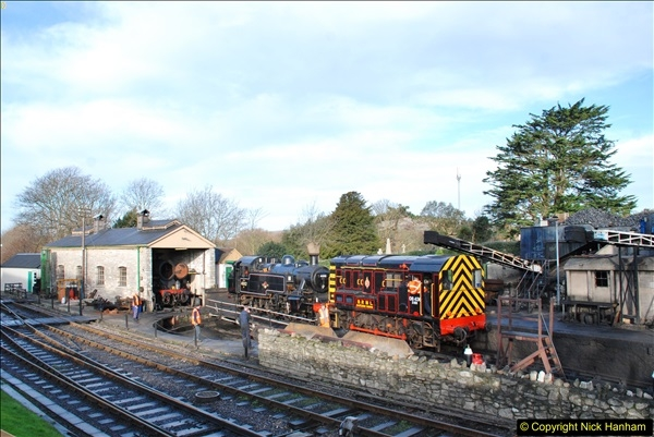 2018-02-01 SR Close down period - out and about the railway.  (40)040