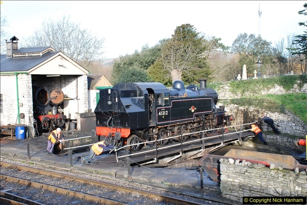2018-02-01 SR Close down period - out and about the railway.  (44)044