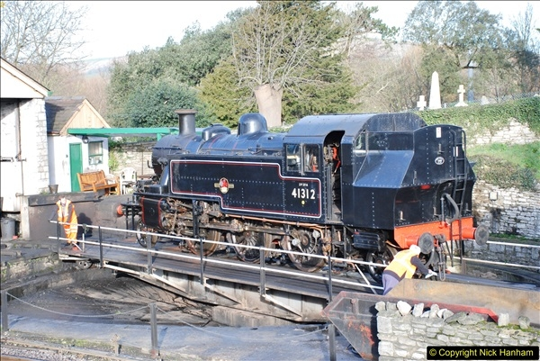 2018-02-01 SR Close down period - out and about the railway.  (47)047