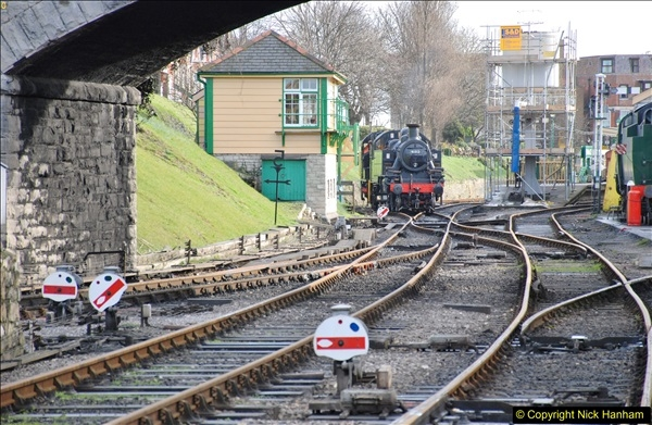 2018-02-01 SR Close down period - out and about the railway.  (62)062