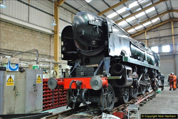 2018-02-01 SR Close down period - out and about the railway.  (67)067